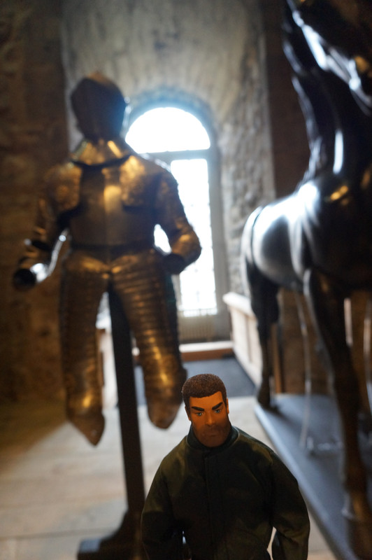 My Action Man at the Tower of London Photos 2015. DSC00813