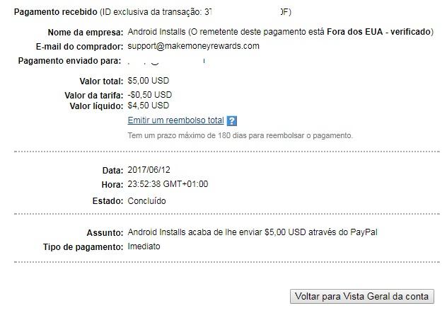 OPORTUNIDADE [Provado] Money Maker Cash App - Ganha Instalando Apps, Vendo Vídeos e Check-in Diário - RECEBIDOS $ 32,00 + € 2,00 - Página 3 MMAKERpayment3