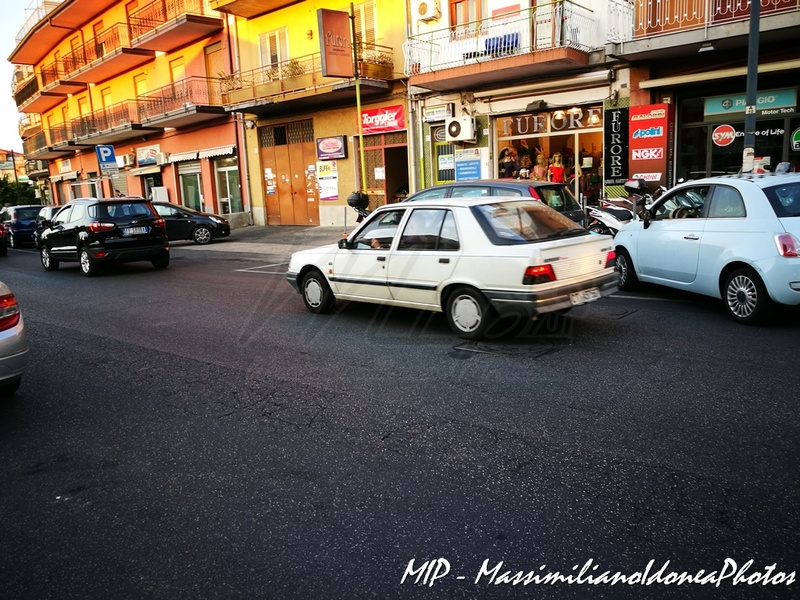 avvistamenti auto storiche - Pagina 38 Peugeot_309_Look_1.1_60cv_92_CTA37567