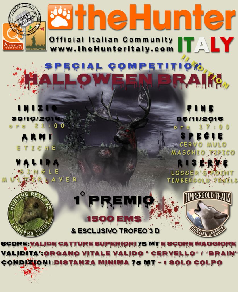[CONCLUSA] Competizioni ufficiali TheHunteritaly - Halloween Brain II ED - Cervo Mulo HALLOWEEN_II_ED
