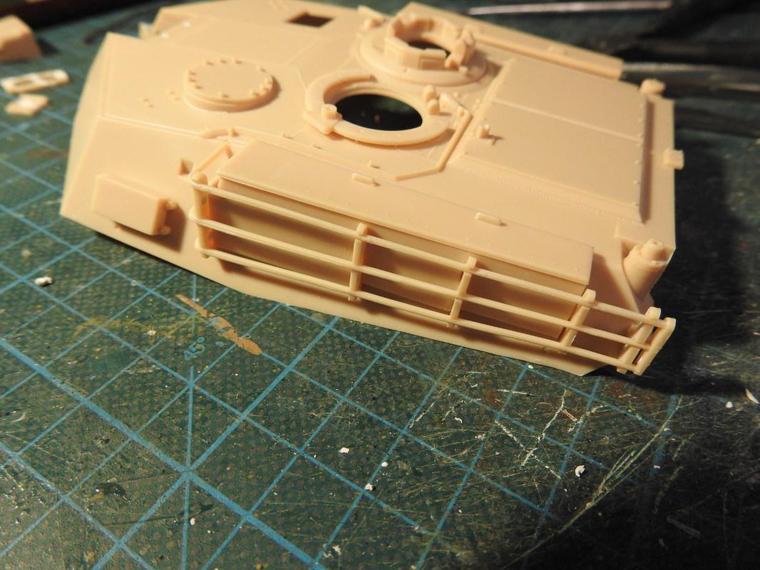 M1A1 Abrams 1/35 - Academy DSCN3857