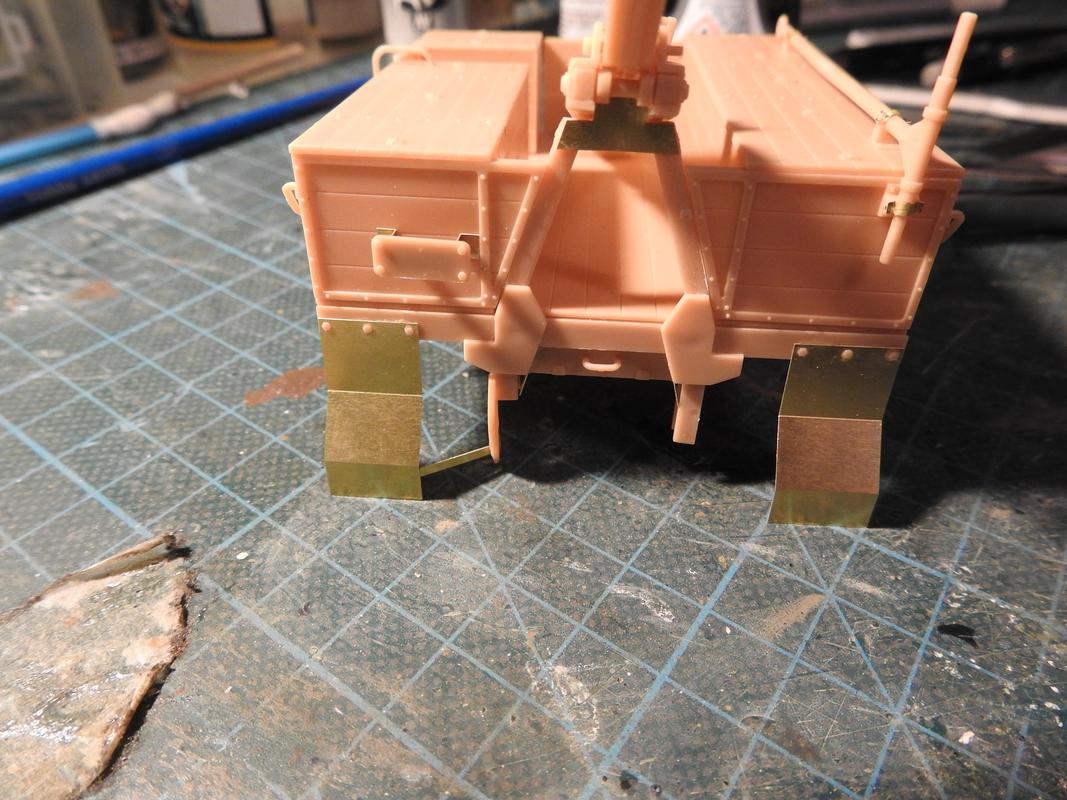 Scamell Pioneer SV2S Heavy Breakdown Tractor, IBG 1/35 - Sida 2 DSCN6961