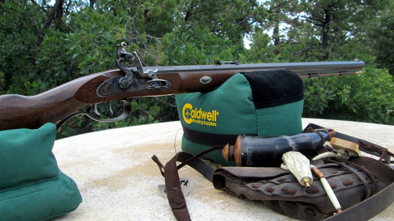 Review: Traditions Mountain Rifle - Flintlock IMG_9296