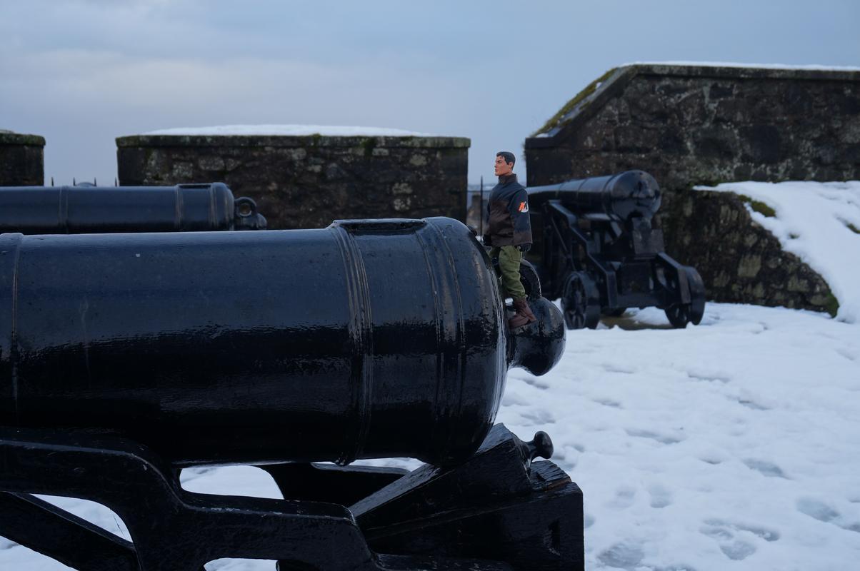 My MAM at Stirling castle  (Ackie88) 576_BFEDD-_B682-484_E-868_F-_B828911851_F1