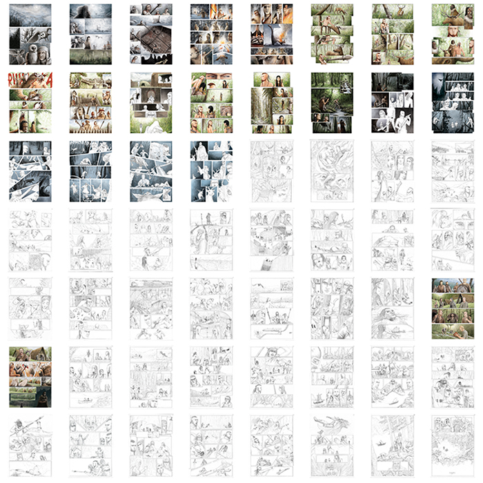 [Projet BD] Les Hiboux - Page 2 Progress_on_pages