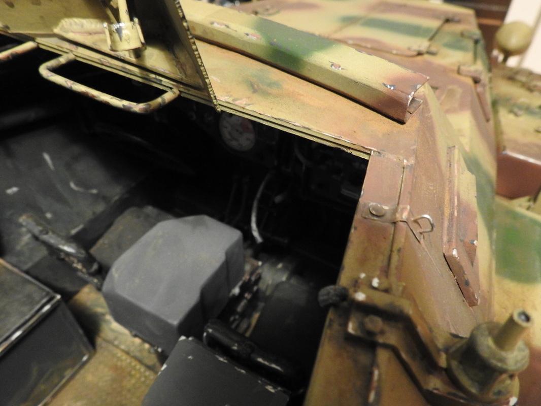 SdKfz 250 Armor Hobbies 1/6 - Sida 18 DSCN3430