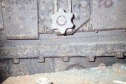 Танк КВ-1 изнутри (№ 9854), Ропша, Ленобласть. P6230076