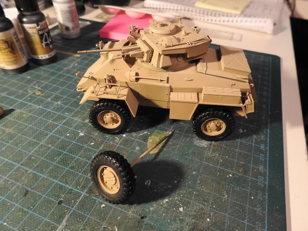 Humber Mark II, Bronco 1/35 - Sida 8 DSCN3356
