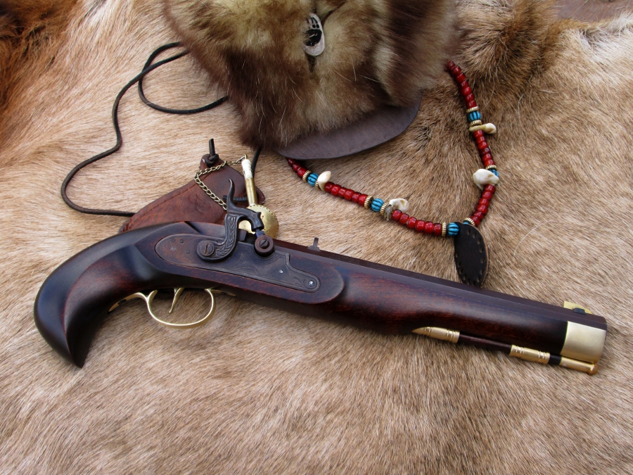 Traditions Kentucky Pistol Kit Build
