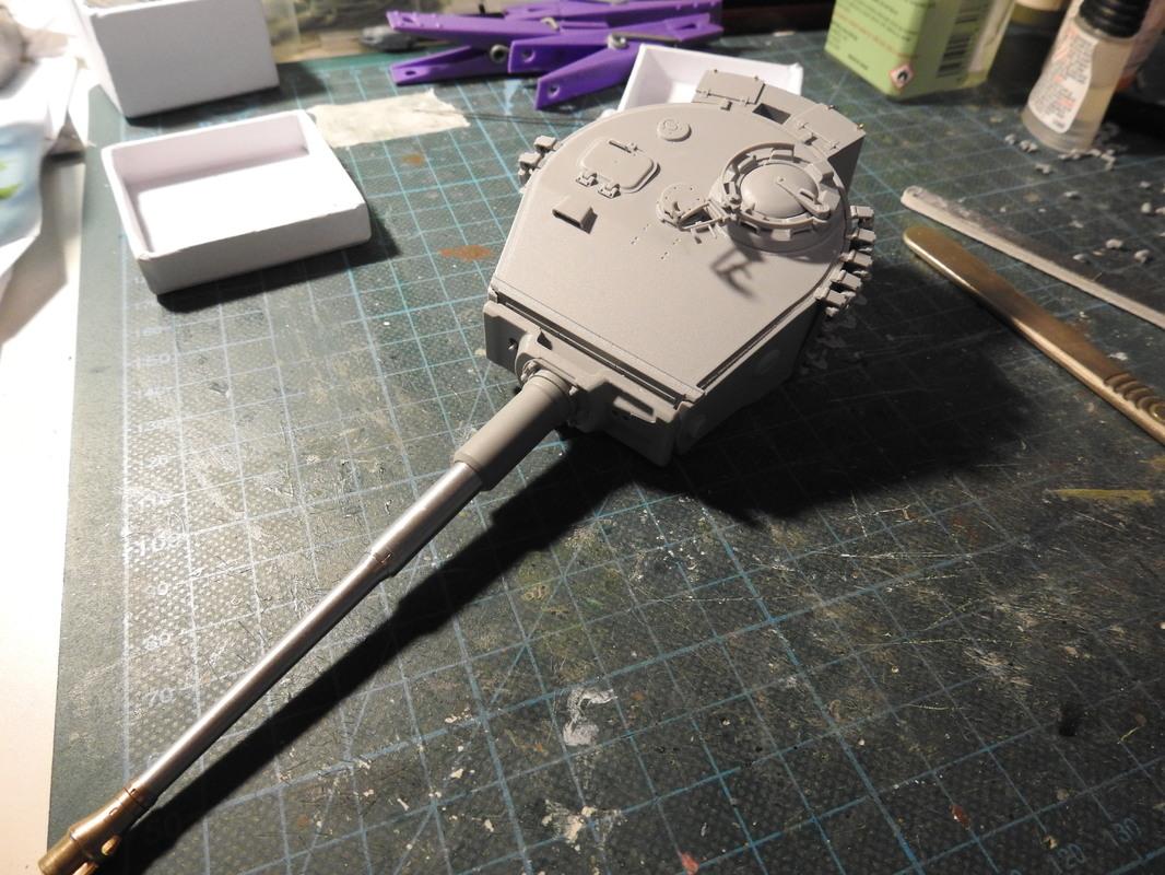 Tiger I, Dragon, 1/35 - Sida 3 DSCN4719