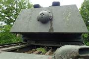 Танк КВ-1 изнутри (№ 9854), Ропша, Ленобласть. P6230352
