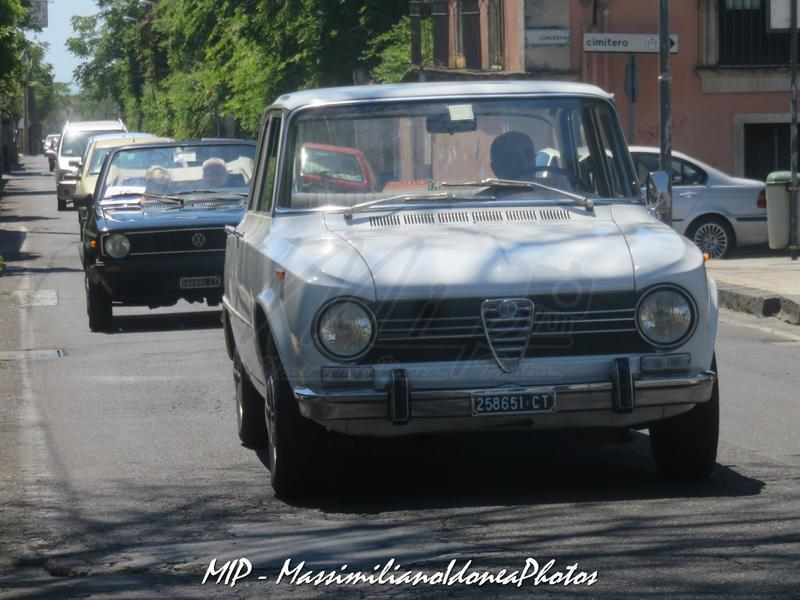 1° Raduno Auto d'Epoca - Gravina e Mascalucia Alfa_Romeo_Giulia_Super_1300_71_CT258651