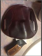 Punching holes in leather for sewing??? Image