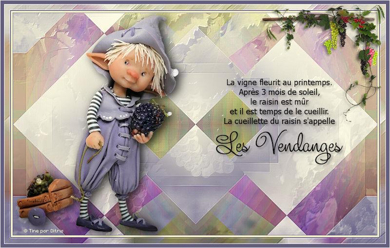 Les Vendanges 836