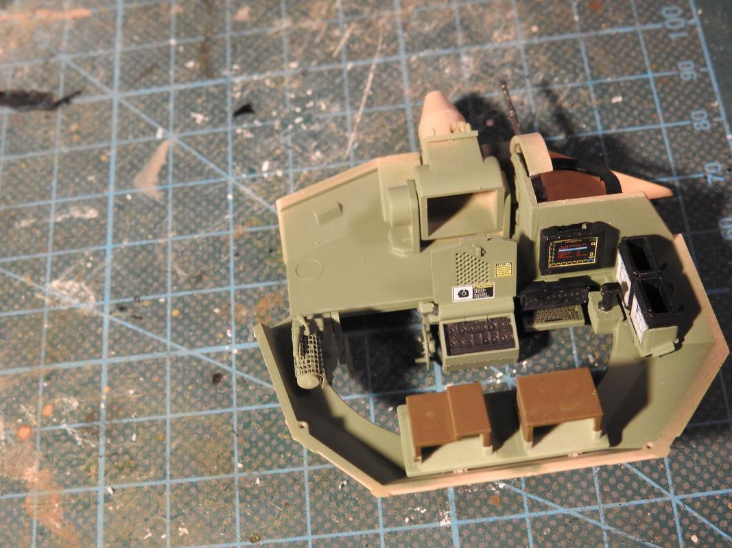 M3A3 Bradley TUSK III- Meng 1/35 - Sida 4 DSCN6349