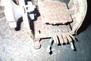 Танк КВ-1 изнутри (№ 9854), Ропша, Ленобласть. P6230086