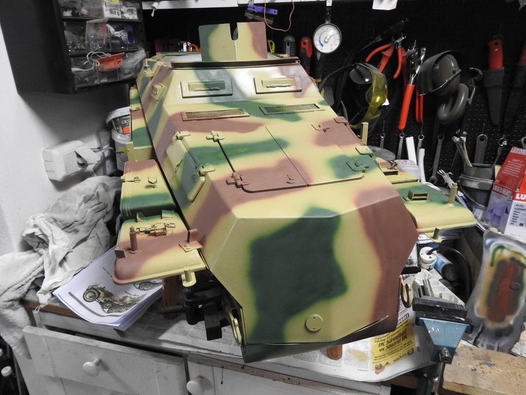 SdKfz 250 Armor Hobbies 1/6 - Sida 16 DSCN2927