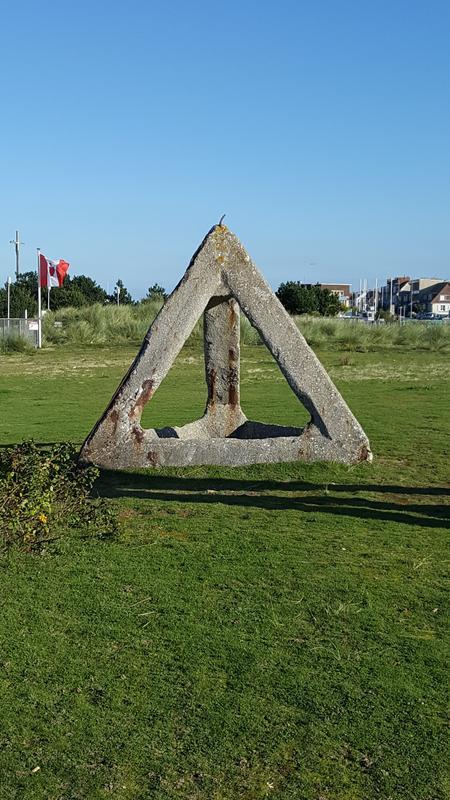 Normandy d day battlefield trip 20171027_162108