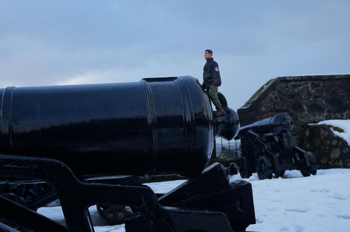 My MAM at Stirling castle  (Ackie88) DA06677_B-_E98_E-4293-_A206-509_FF29_FA24_D