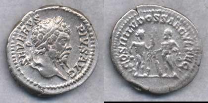 Antoniniano de Otacilia Severa. SAECVLARES AVGG. Hipopótamo. RIC_0257