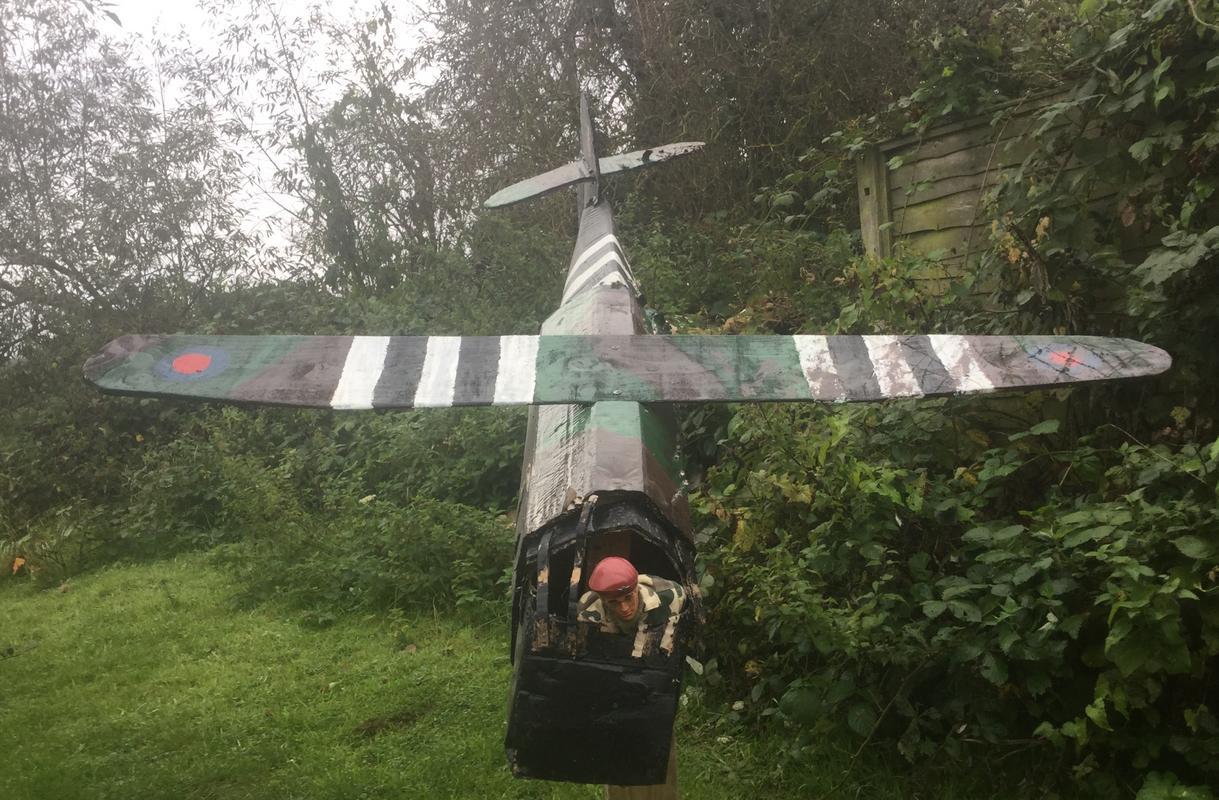 Crash landing..!!!   Operation market garden. Episode 1 IMG_5688
