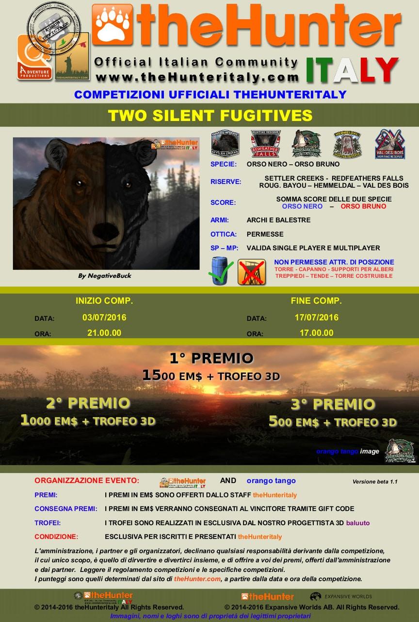 [CONCLUSA] Competizioni ufficiali TheHunteritaly - Two Silent Fugitives - Orso Nero/Orso Bruno TWO_finito_premi_SILENT_FUGITIVES