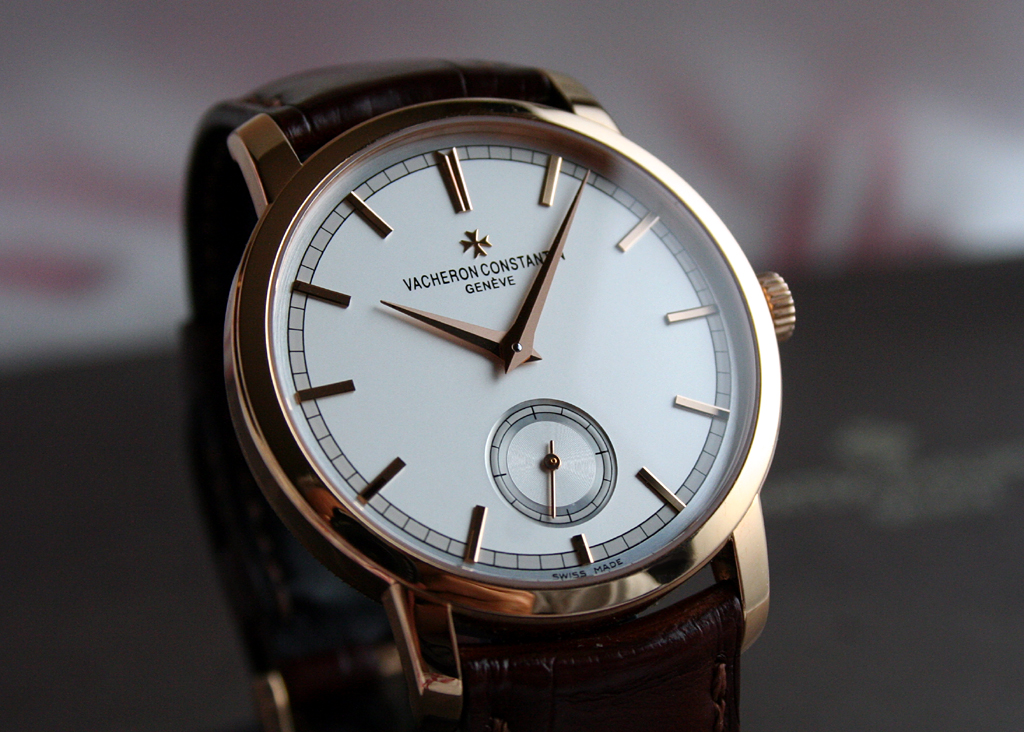 vacheron - Vacheron Constantin Patrimony Traditionnelle or rose... - Page 10 Image