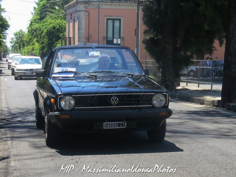 1° Raduno Auto d'Epoca - Gravina e Mascalucia Volkswagen_Golf_Cabriolet_GL_1.1_82_CT588992_4
