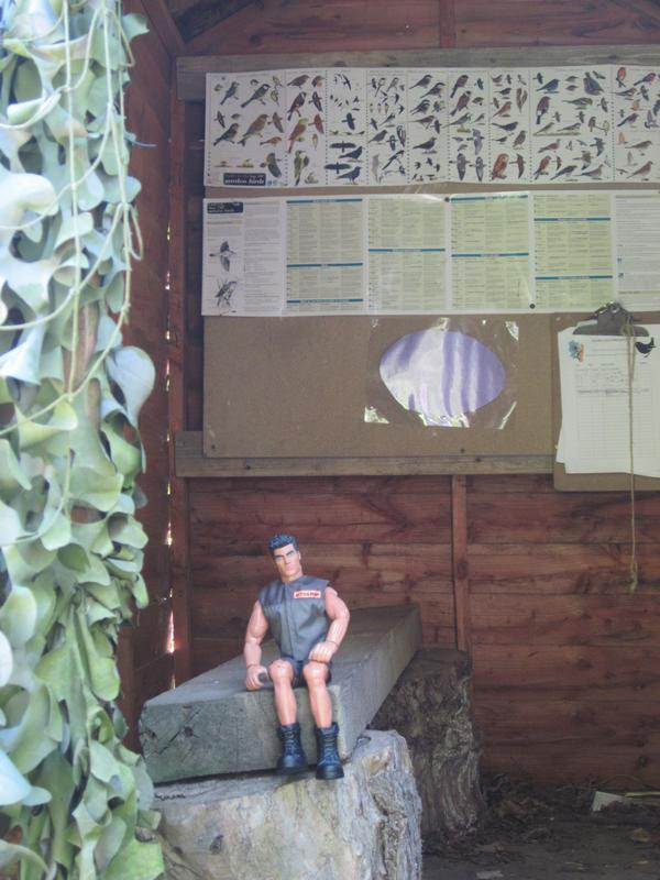 My Action Man trip to Kellie Castle and the Gardens. (Ackie88)  IMG_0327