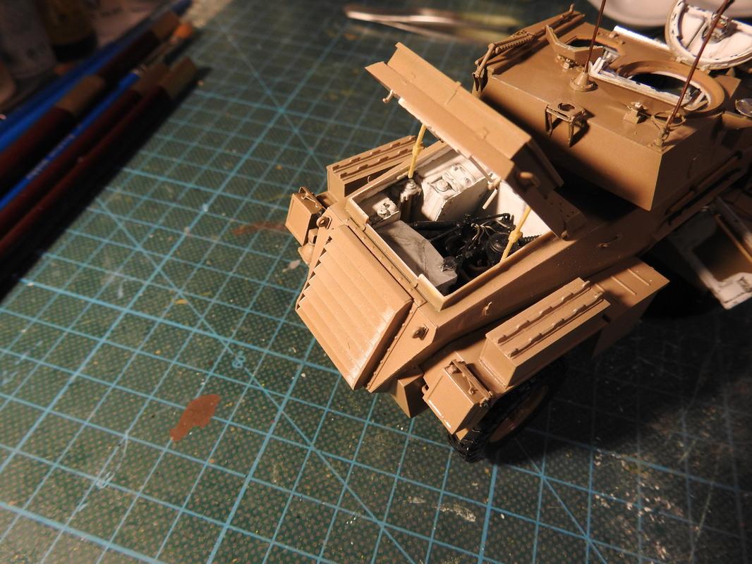 Humber Mark II, Bronco 1/35 - Sida 9 DSCN3416