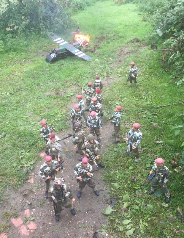 Crash landing..!!!   Operation market garden. Episode 1 IMG_5801