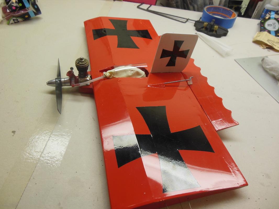 Building an XA-8 DSCN5192