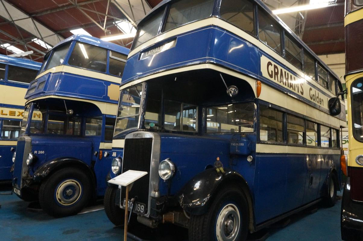 MAM visiting The Scottish Vintage Bus Museum. 03_D3_FD41-_A615-47_AA-86_FE-889080111223