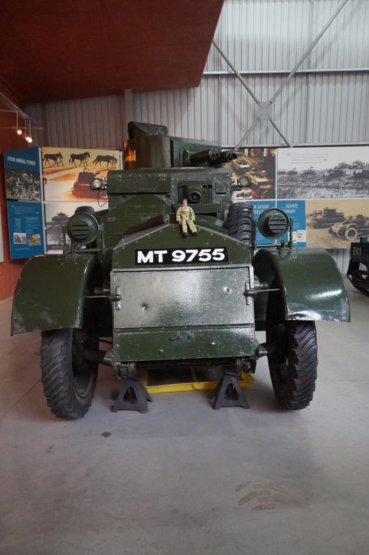 Action Man at Bovington Tank Museum 2016 photos. DSC01204