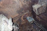 Танк КВ-1 изнутри (№ 9854), Ропша, Ленобласть. P6230285
