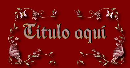 3ª tabla original( Carmen Patiño) Titulo