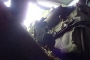 Танк КВ-1 изнутри (№ 9854), Ропша, Ленобласть. P6230335