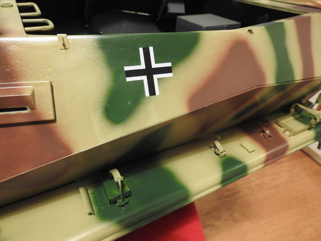 SdKfz 250 Armor Hobbies 1/6 - Sida 16 DSCN2971