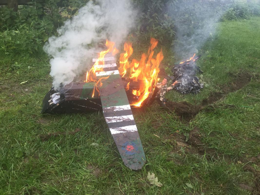 Crash landing..!!!   Operation market garden. Episode 1 IMG_5811