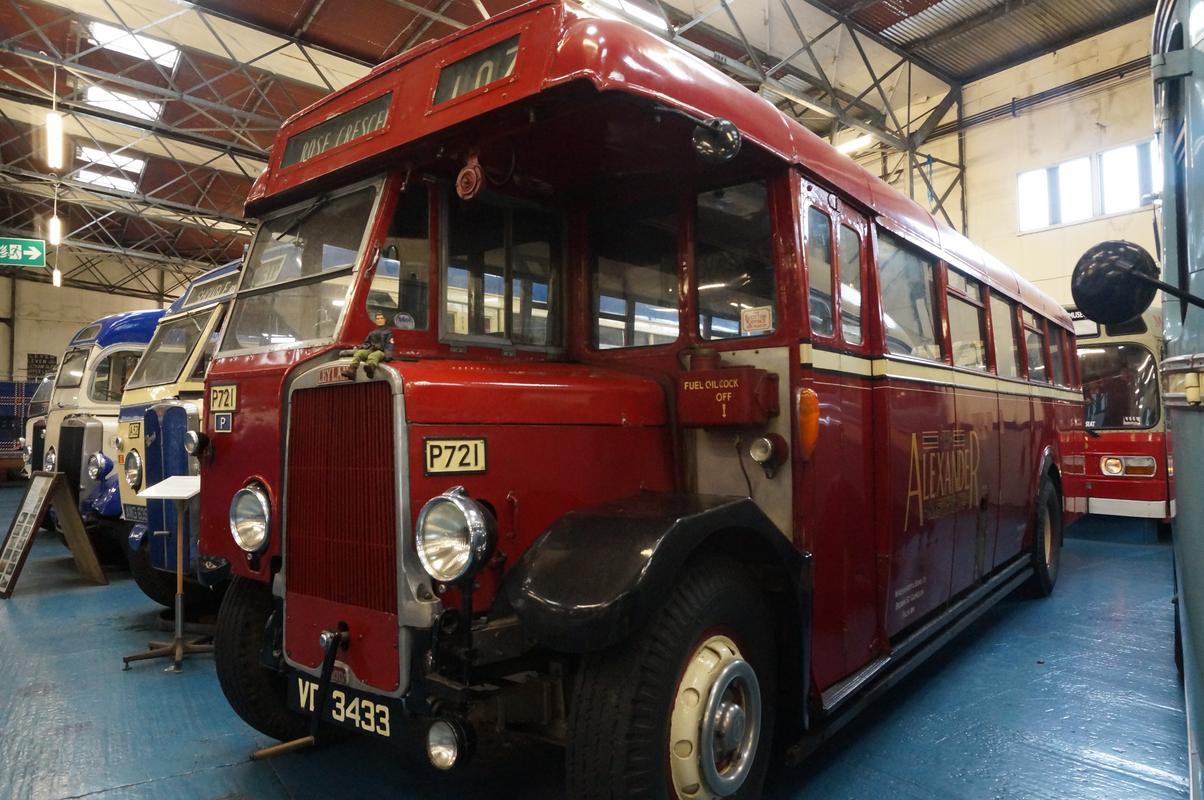 MAM visiting The Scottish Vintage Bus Museum. E6_C912_C0-93_C3-43_AD-8768-1_DB0_C55_EBE84