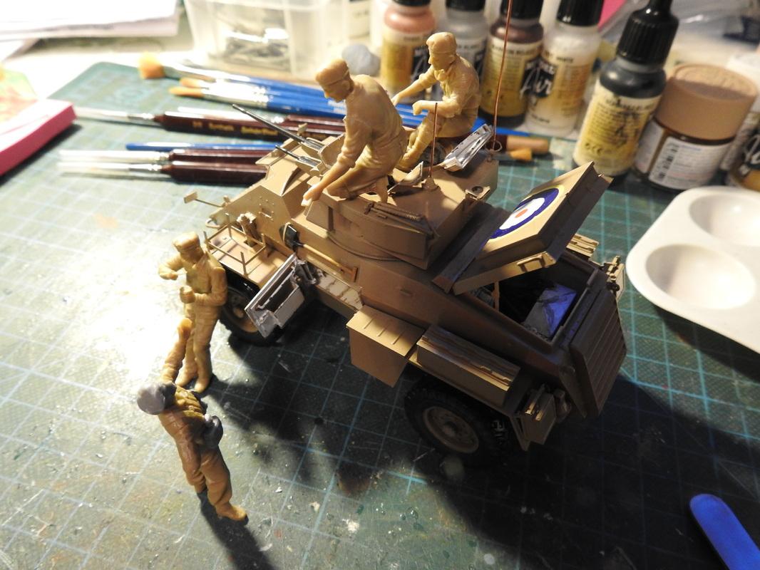 Humber Mark II, Bronco 1/35 - Sida 9 DSCN3424