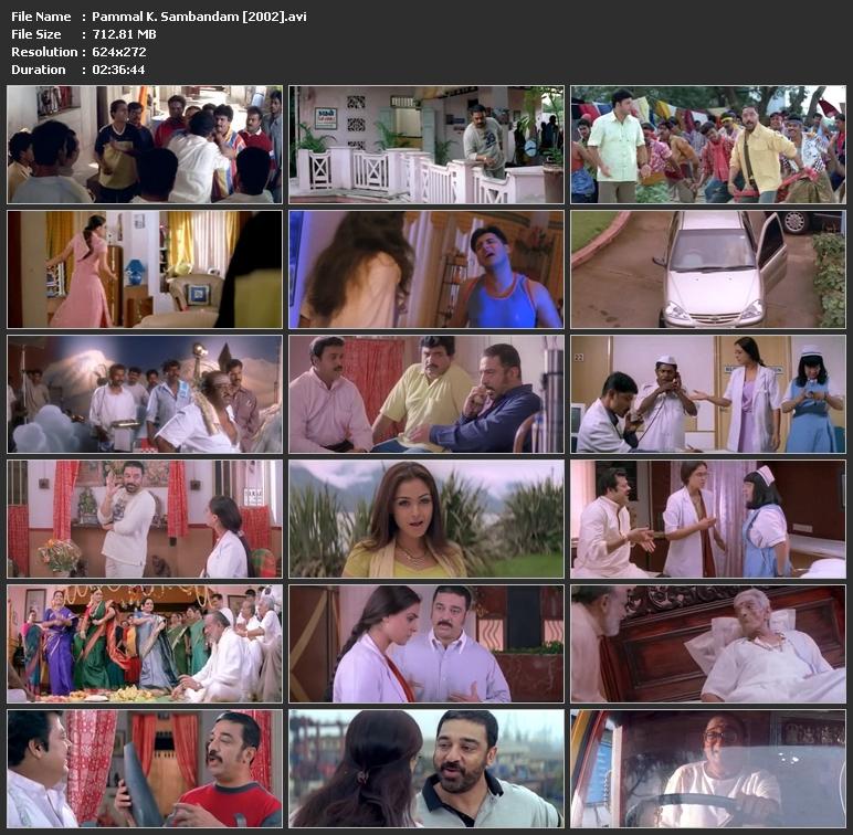 Pammal K Sambantham (2002) (Tamil) DVDRip ~ 700MB ~ E-Sub ~ Vinok2 Pammal_K_Sambandam_2002_all