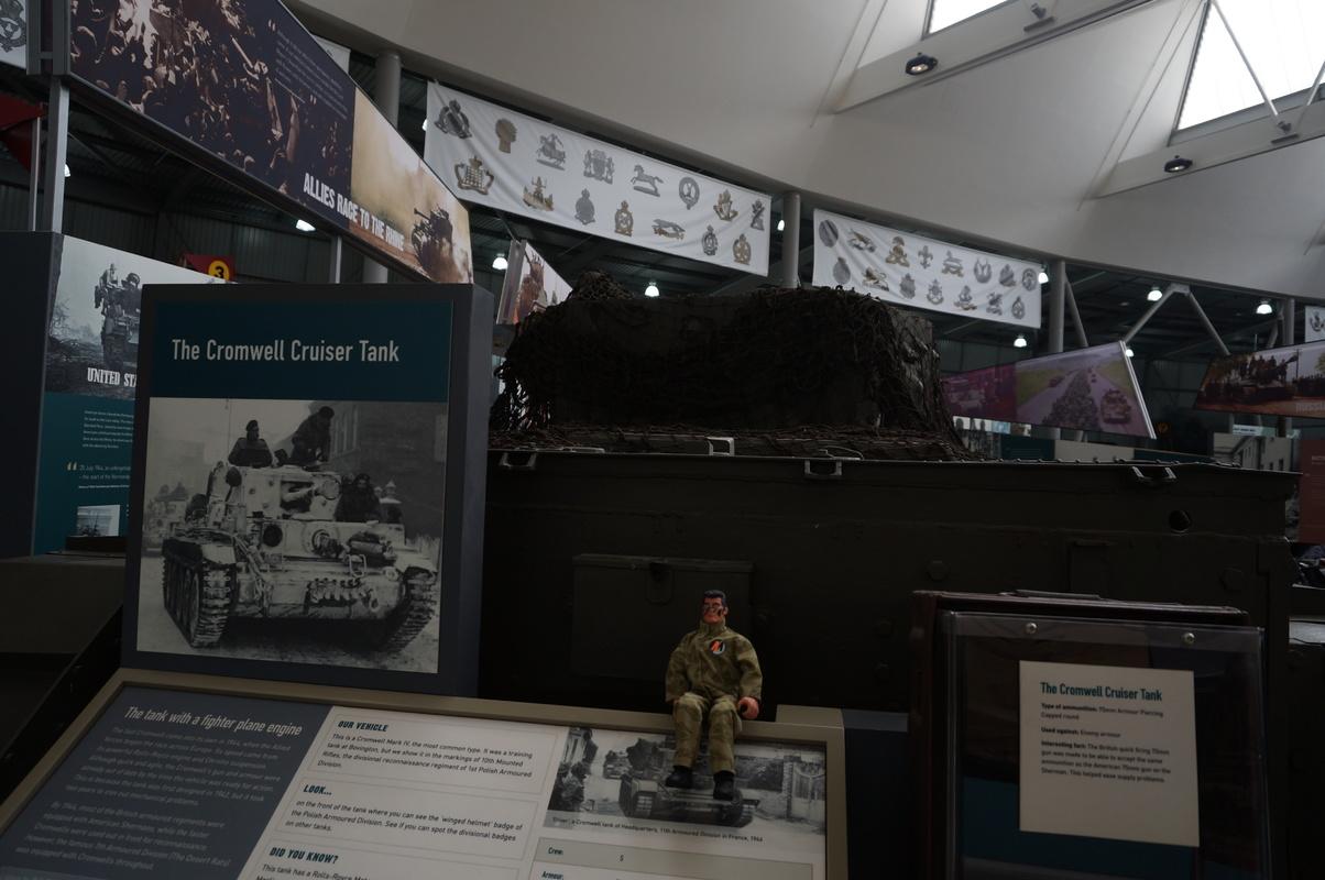 Action Man at Bovington Tank Museum 2016 photos. DSC01233