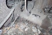 Танк КВ-1 изнутри (№ 9854), Ропша, Ленобласть. P6230156