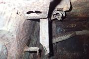 Танк КВ-1 изнутри (№ 9854), Ропша, Ленобласть. P6230229