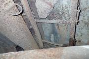 Танк КВ-1 изнутри (№ 9854), Ропша, Ленобласть. P6230292