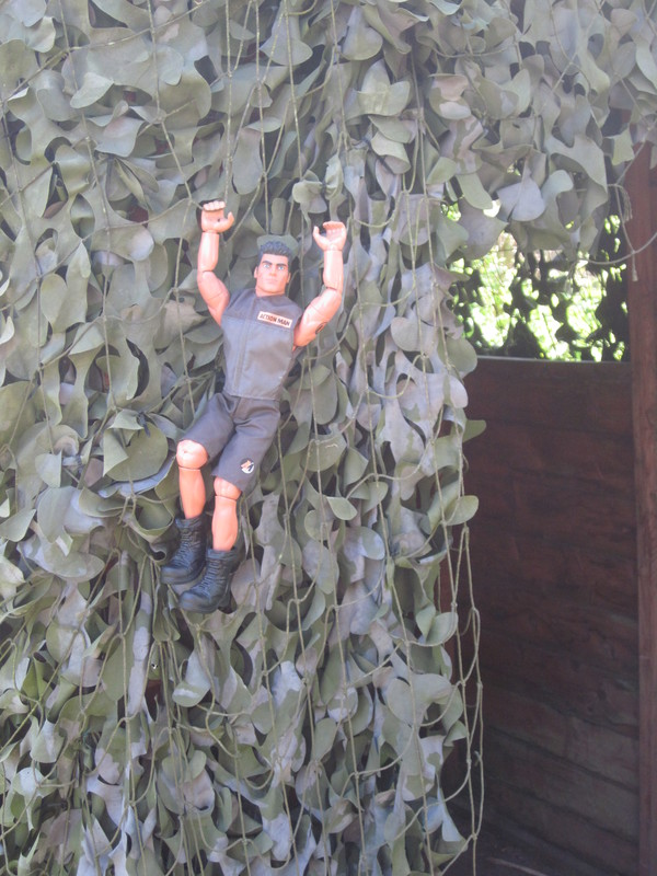 My Action Man trip to Kellie Castle and the Gardens. (Ackie88)  IMG_0324