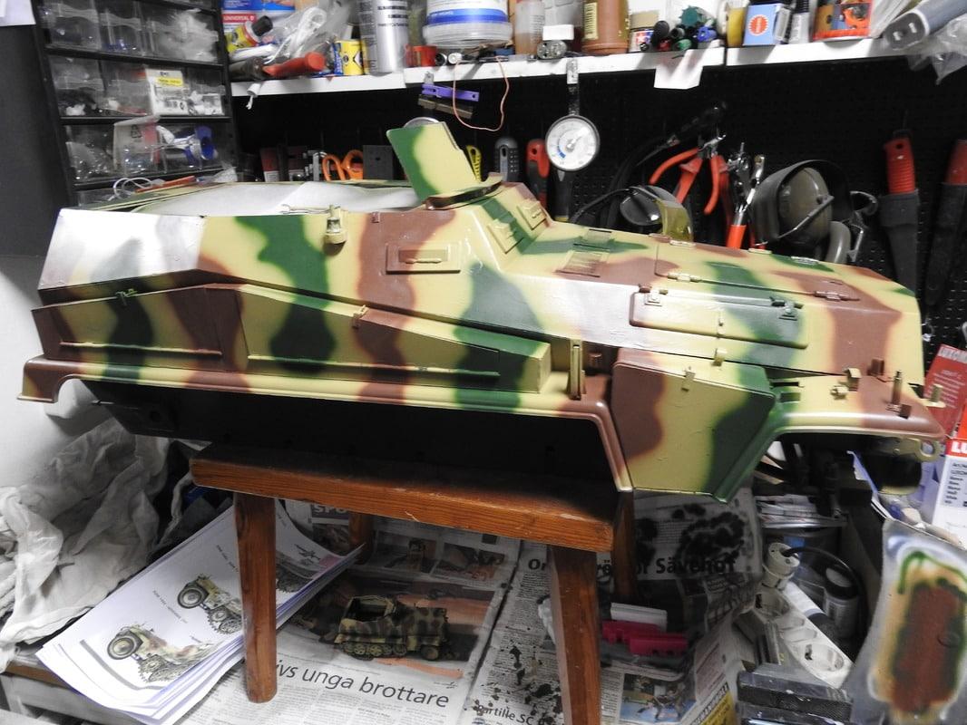 SdKfz 250 Armor Hobbies 1/6 - Sida 16 DSCN2930