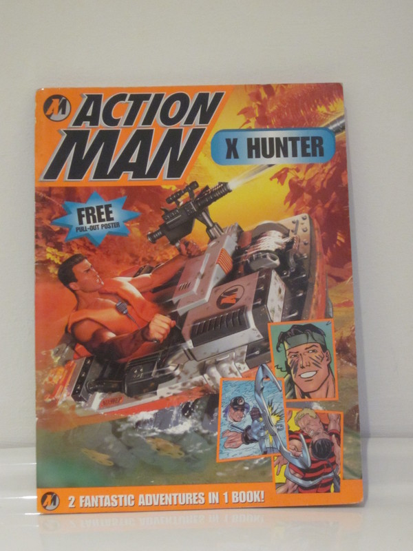 Action Man annuals and books IMG_3976