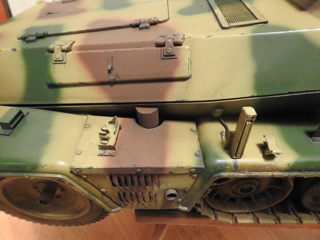 SdKfz 250 Armor Hobbies 1/6 - Sida 17 DSCN3222